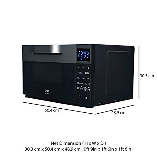 IFB 25 L Convection Microwave Oven (25BCSDD1, Black)