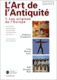 L'Art de l'Antiquité, tome 1