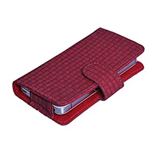 StylE ViSioN Pu Leather Pouch for Karbonn S1 Titanium