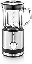 Comprar WMF Cocina Minis Licuadora compacta, 0,8L, 400W, jarra de cristal, Cromargan Mate/plata