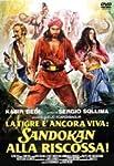 La Tigre E' Ancora Viva - Sandokan Alla Riscossa (1967) DVD