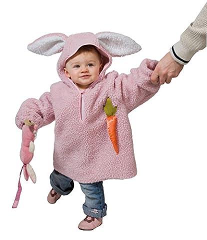 ,Karneval Klamotten' Kostüm Häschen Langohr Oberteil Karneval Ostern Kinderkostüm Größe 104