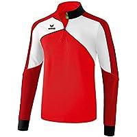 Erima GmbH Premium One 2.0 Top de Deporte, Unisex niños, Rojo/Blanco / Negro, 152