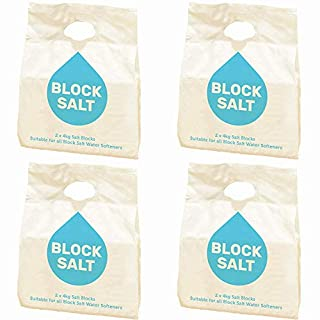 Haveys Water Softeners Block Salt Limited Stock 4 Packs = 8 Block's