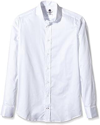 Scalpers Madrid ELISEE Shirt 03, Camisa para Hombre,