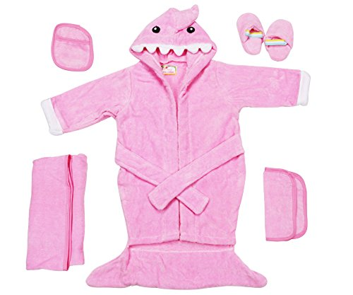Baby Bath Robe Set (9Pcs.) 0-6 Month