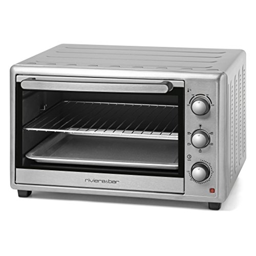 Riviera & Bar QO600A Four Posable Inox 60 L