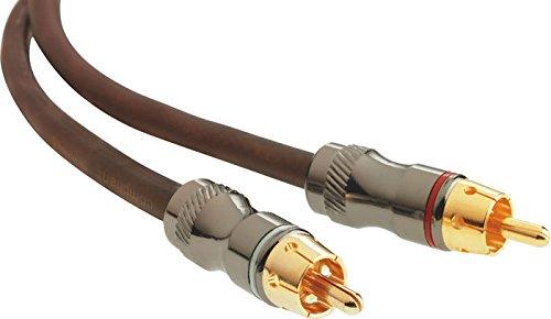 Focal Elite 2-Kanal Cinch-Kabel 100cm 3-Fach abgeschirmt 1 Meter