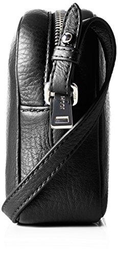 Joop! Damen Nature Grain Cloe Shoulderbag Shz Schultertasche, 6x15x21 Cm Schwarz (nero)