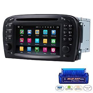 Android-90-Octo-Core-Auto-Video-Player-GPS-Navi-Stereo-fr-Mercedes-SL-R230-SL350-SL500-SL55-SL600-SL65-2001-2004-mit-Mini-V15-ELM327-OBD2-Auto-Scanner-Diagnosegert
