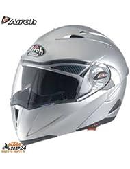Casco Moto Airoh Cezanne Color L ARGENTO METAL