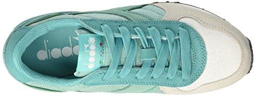 Diadora Unisex-Erwachsene K-Run C Ii Sneaker Low Hals Grün (Verde Ceramica Chiaro)