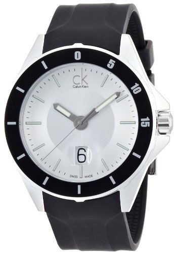 Calvin Klein Reloj Analógico para Hombre de Cuarzo con Correa en Acero Inoxidable K2W21XD6