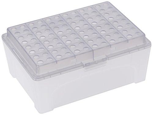 pre-sterilizzati 1000/UL confezione da 768 Expell 5130150/C-s puntali con filtro per pipette 96/pezzi x 8/colonne rack con cerniera capacit/à fino a 1250/UL