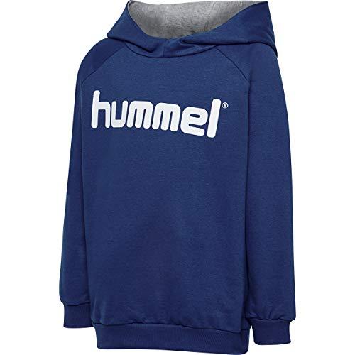 Hummel Unisex Kinder HMLGO Kids Cotton Logo Hoodie -