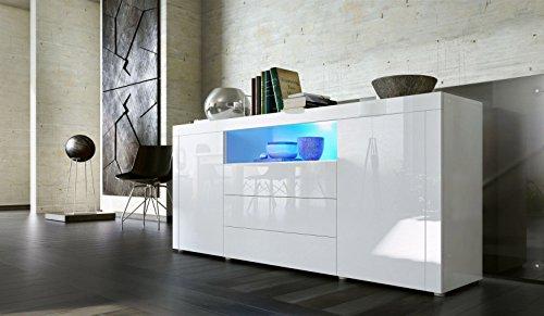 Mobile Credenza Per Salotto : Credenza moderna diego c1 mobile per salotto di design in più colori