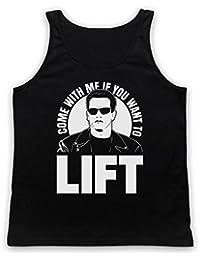 Arnold Schwarzenegger Come With Me If You Want To Lift Camiseta de Tirantes