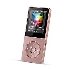 Idea Regalo - AGPTek- A02 IL lettore MP3 8 GB schermo 1,8