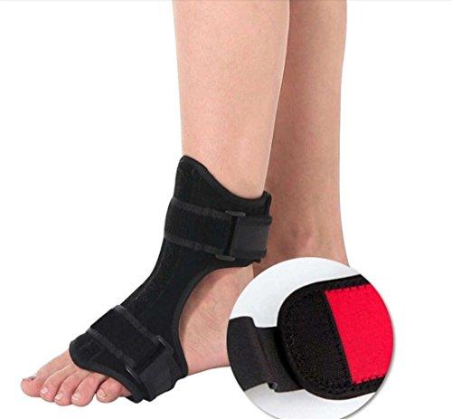 Ankle Support Arch Brace By Rewind Science Dr A-Z Knöchelbandage atmungsaktiv Knöchelbandage für Running Sport Arch Support Fuß Care Compression Fuß Sleeve Plantarfasziitis Socken -