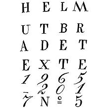 Helmut Brade: Ich zeichne noch Buchstaben: Texte 1965–2017