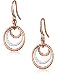 Pilgrim Women Gold Plated Dangle & Drop Earrings - 641734043