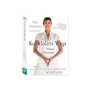 The Mantras of Kundalini Yoga with Maya Fiennes - Balance your Hormones, Accept Love [DVD]