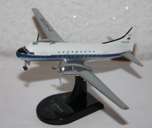 weltbild-verlag-lufthansa-convair-cv-340-scale-1-200-die-cast-aircraft-airline