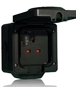HE-405 Additional Remote Control Outdoor Socket