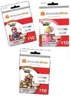 Photos with Mario AR Card 3 Pack (Includes Mario, Peach, and Goomba cards, each with $10 for Nintendo eShop) by Nintendo