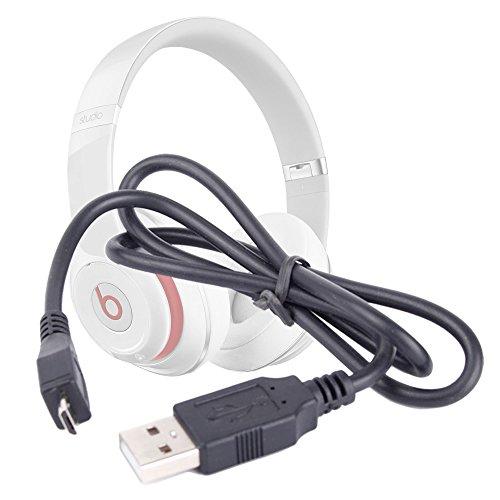 Duragadget Câble de synchronisation pour Casque Audio Samsung Level on EO-PN920 et Teufel Real Blue et Real Blue NC