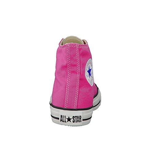 Converse Chuck Taylor All Star Season Hi, Unisex-Erwachsene Sneaker Pink (Carmine Rose)