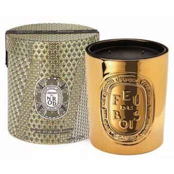 Diptyque - Feu de Bois/Kaminfeuer - Scented Candle - Duftkerze - Gold - 1,5kg - Limitiert