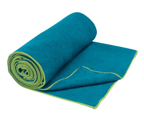 gaiam-serviette-de-yoga-haute-absorption-bleu-sarcelle