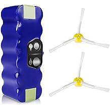 Irobot roomba bateria Morpilot NI-MH 3000mAH 14.4V Vida super largo de la batería para la serie iRobot Roomba 5 6 7 8 y los cepillos para la serie iRobot Roomba 5 6 7