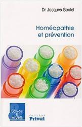 Homéopathie et prévention