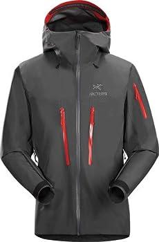 Arc'teryx Men's Alpha Sv Gore-tex Pro Waterproof Jacket 0