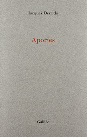 Apories : Mourir, s'attendre aux