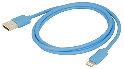 urban-factory-cid04uf-1-m-certifie-apple-syncncharge-foudre-cable-bleu