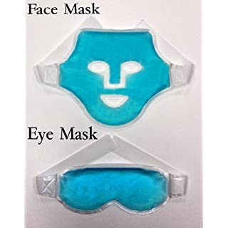 Face & Eye Mask Ice Packs by Accurate Manufacturing