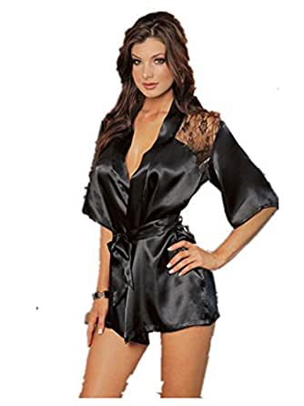 wiftly femmes lingerie sexy erotique grande taille transparente dentelle v tement de nuit g. Black Bedroom Furniture Sets. Home Design Ideas
