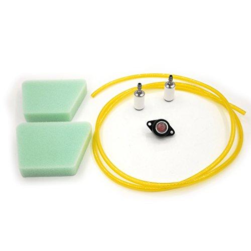 Shioshen Primer Bulb Kraftstoff Filter Luft Leitungsfilter für Gas Poulan Kettensäge