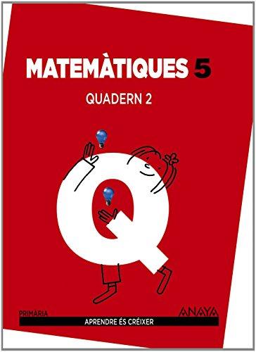 Ep 5 - Matematiques Quad. 2 (cat) - Apre. Crei.