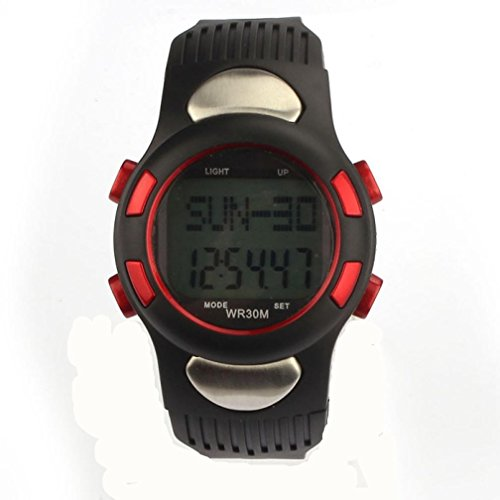 familizo-fitness-3d-pedometer-calories-counter-sport-watch-pulse-heart-rate-monitor-red