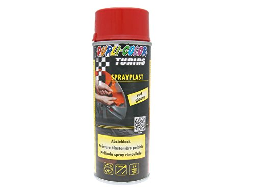 dupli color sprayplast DUPLI-COLOR 412776 Abziehlack (glänzend) Sprayplast 400 ml Spraydose