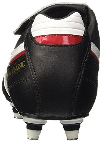 Mizuno Mrl Classic Si, Compétition de foot homme Nero (Black/White/Red)