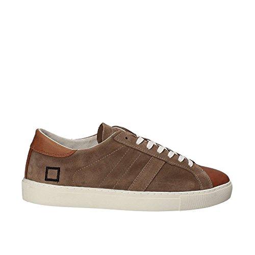 D.A.T.E. M271-NW-VE-MU Sneakers Uomo Marrone