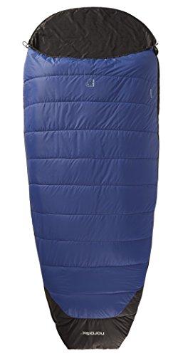 Nordisk Gorm +10° Sleeping Bag XL limoges blue/black 2016 Mumienschlafsack