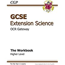 GCSE Further Additional (Extension) Science OCR Gateway Work