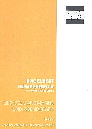 2 Stücke aus Hänsel und Gretel: für 2 Euphonien, Tuba in F und Tuba in B