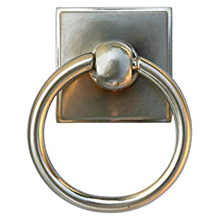 Alno A580-SN Eclectic Modern Pulls, 2-3/8, Satin Nickel by Alno